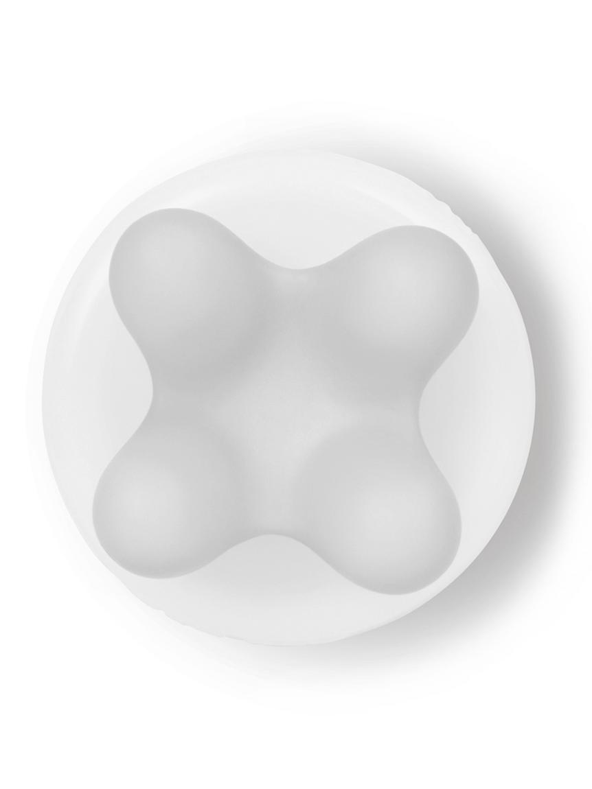 Հանովի մերսող գլխադիր Skinvigorate Sonic™ (1 հատ) Skinvigorate Sonic™ Facial Massage Head (1pk)