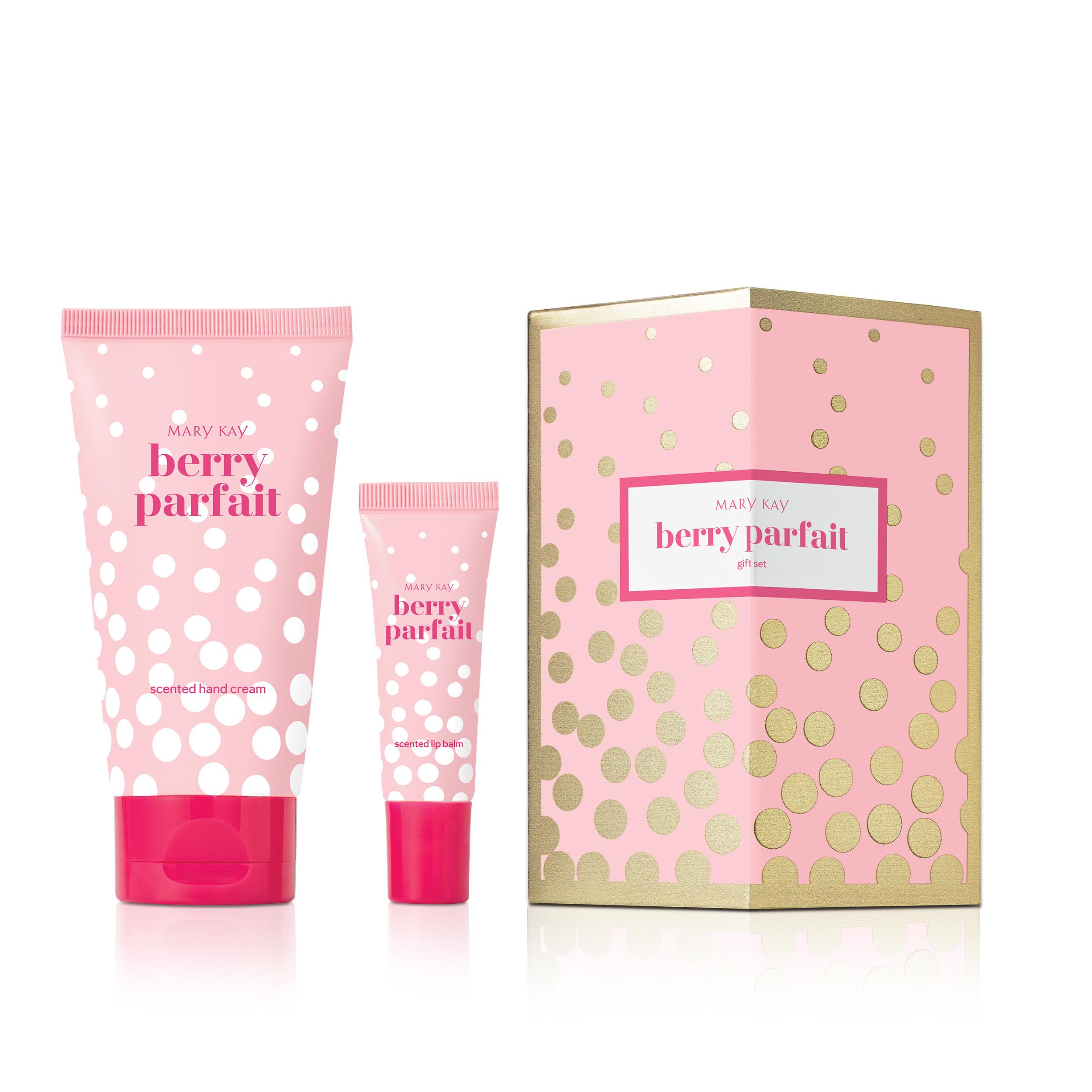 Darling Delights™ նվեր-հավաքածու. ձեռքերի քսուք և շուրթերի բալզամ