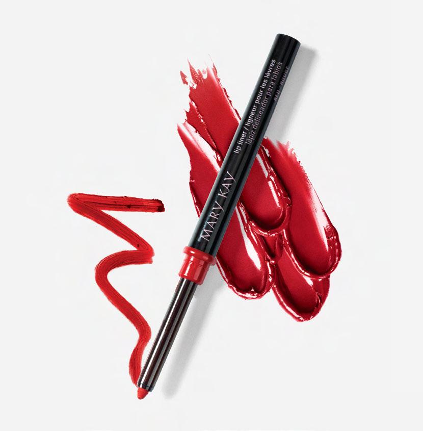 ՇՈՒՐԹԵՐԻ ՄԱՏԻՏ – Կարմիր Lip Liner Red
